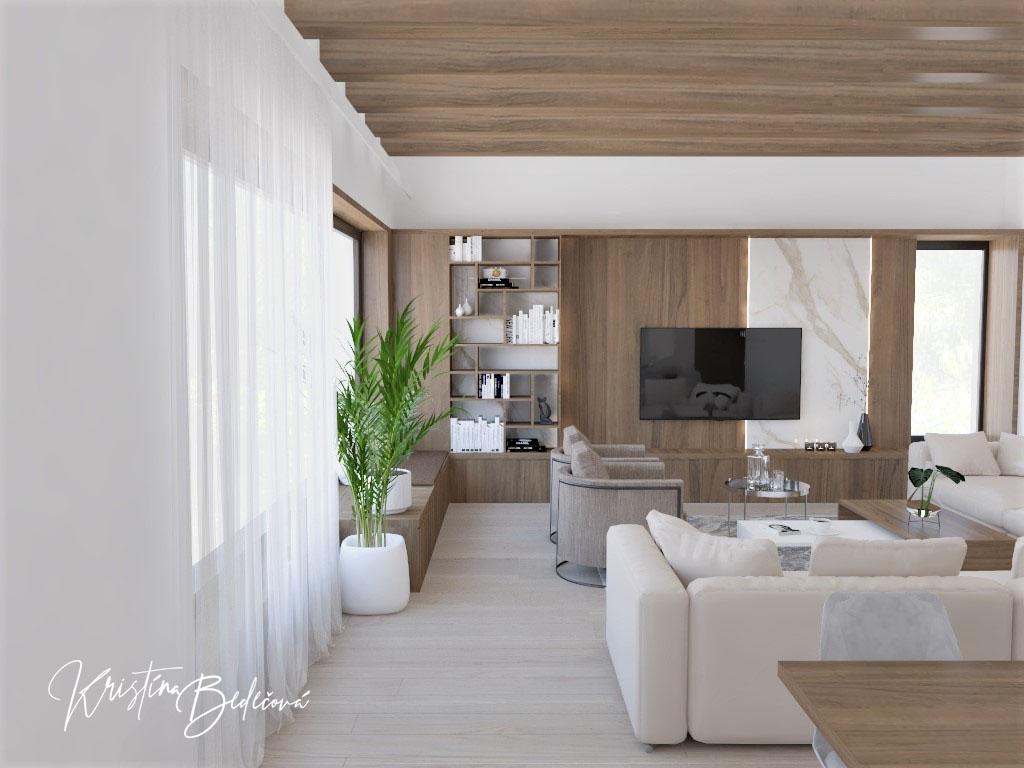 Obývačky- vizualizácie - Obrázok č. 108
