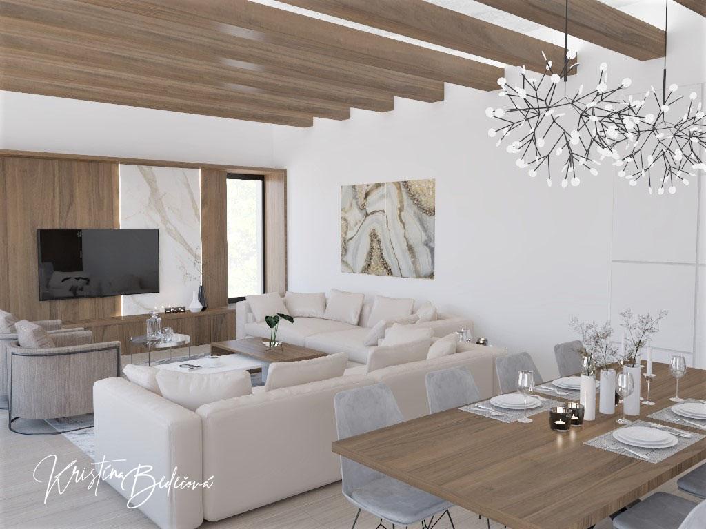 Obývačky- vizualizácie - Obrázok č. 109