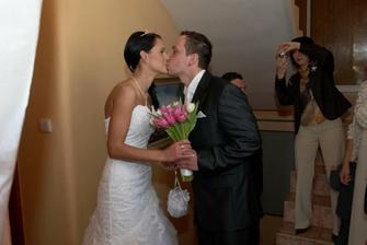 vítání ženicha