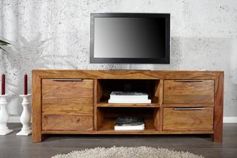 TV masívny stolík