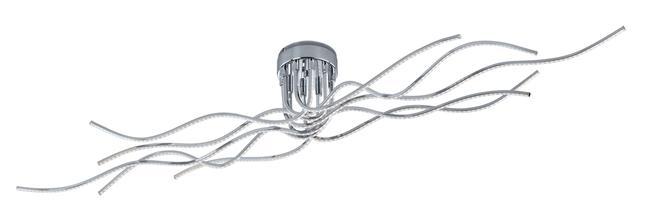 Led stropná lampa do spálne