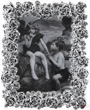 6x foto rámik s ružičkami do obývačky :-)