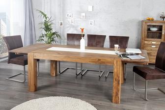 Rozťahovací jedálenský stôl 160-240cm
