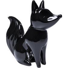 Cierna vacsia pokladnicka Fox