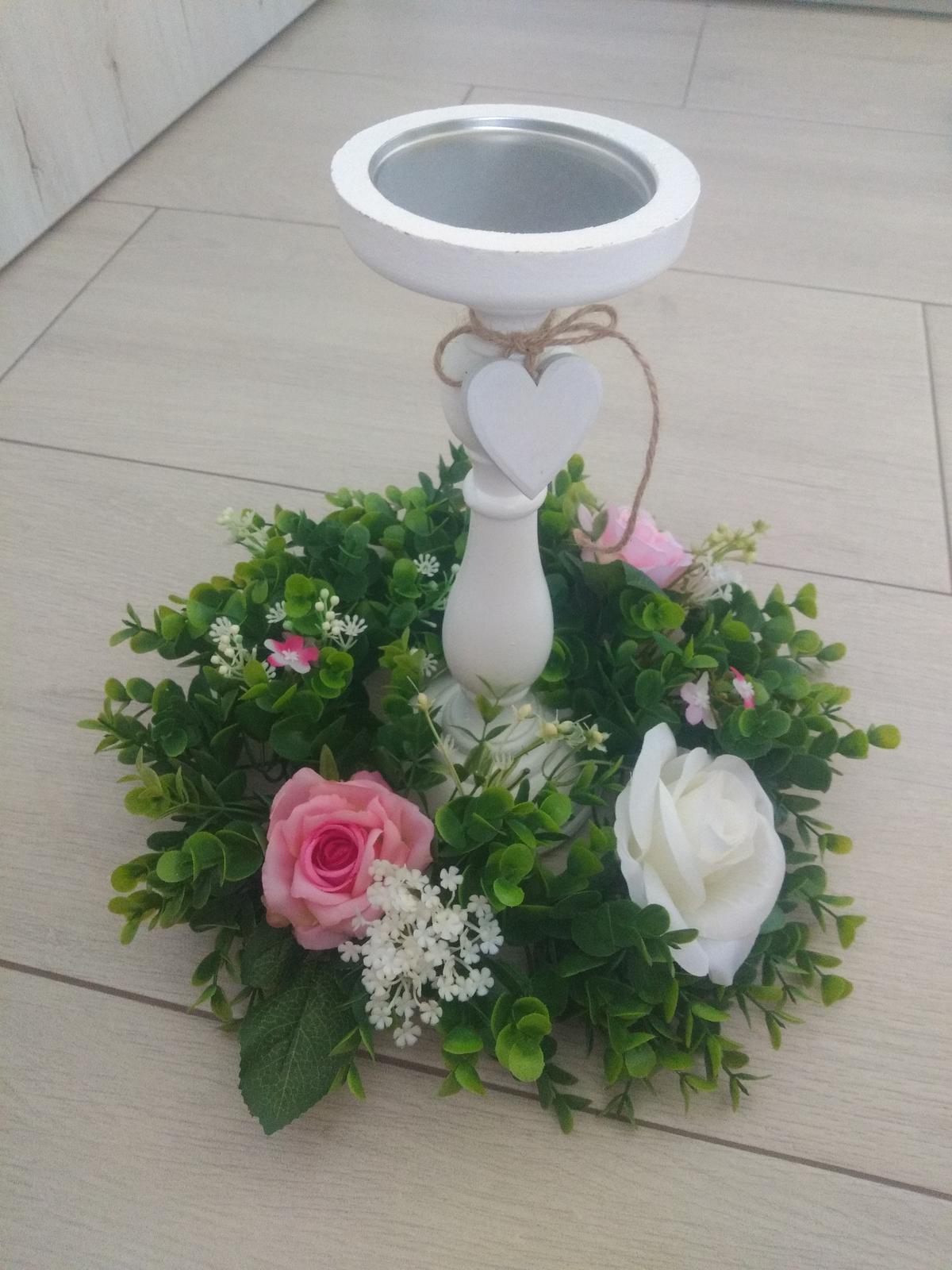 dekorácie na stôl - Obrázok č. 1