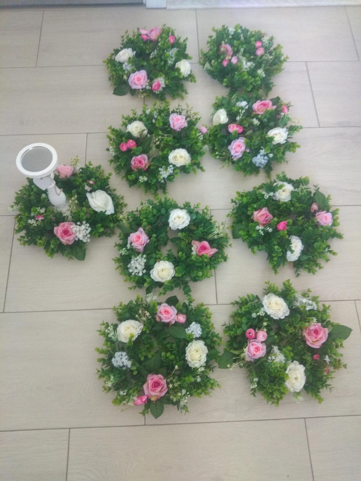 dekorácie na stôl - Obrázok č. 3