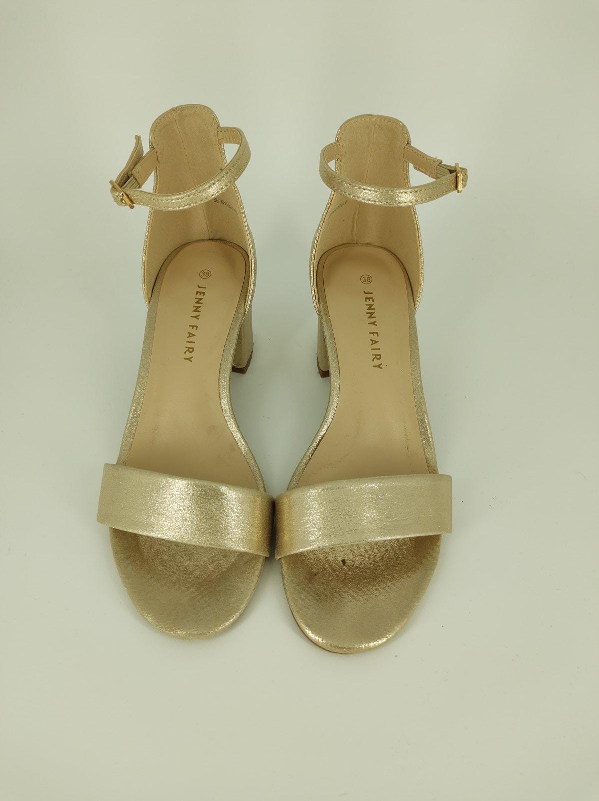 Zlaté sandále - Obrázok č. 1