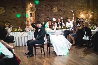 """nas """"topankovy"""" kviz so zapojenim svadobcanov"""