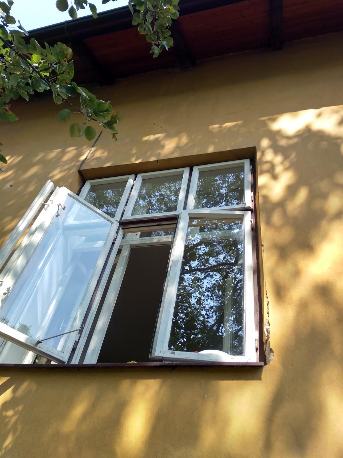 Náš boj - stare okna