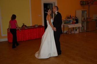 Náš první manželský tanec, neprošel