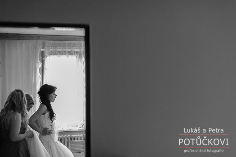 Svatba Mirky a Honzy na Domažlicku - Obrázek č. 17