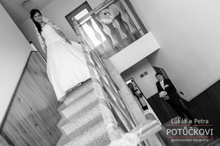 Svatba Mirky a Honzy na Domažlicku - Obrázek č. 27