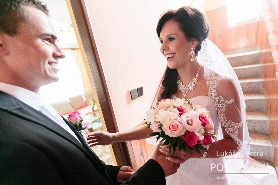 Svatba Mirky a Honzy na Domažlicku - Obrázek č. 29