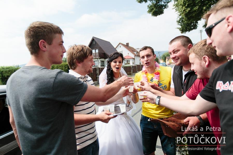 Svatba Mirky a Honzy na Domažlicku - Obrázek č. 34