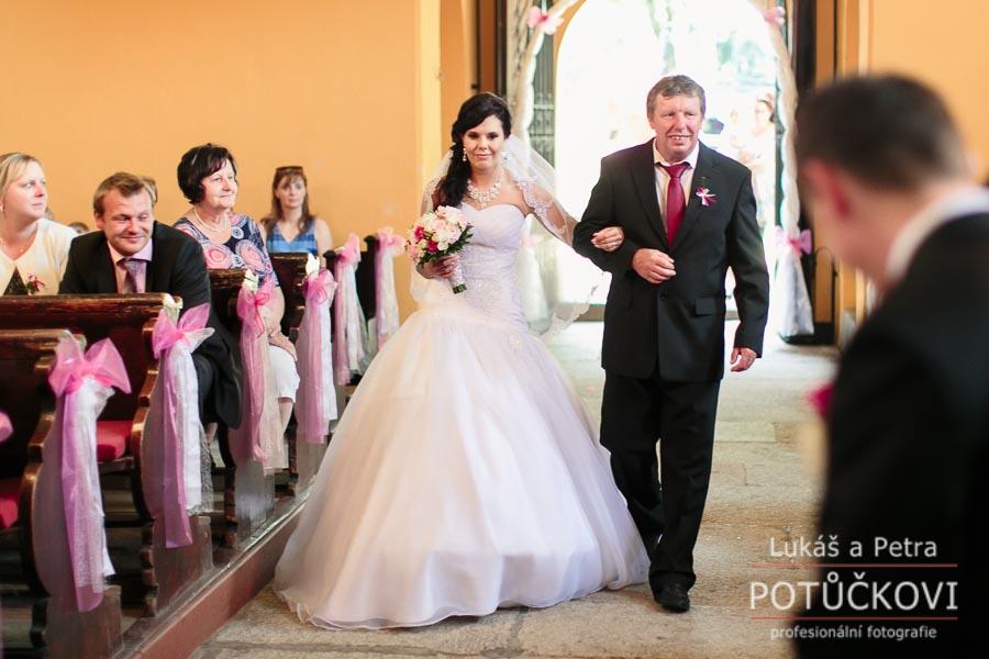 Svatba Mirky a Honzy na Domažlicku - Obrázek č. 37