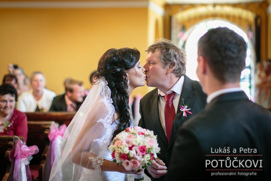 Svatba Mirky a Honzy na Domažlicku - Obrázek č. 38