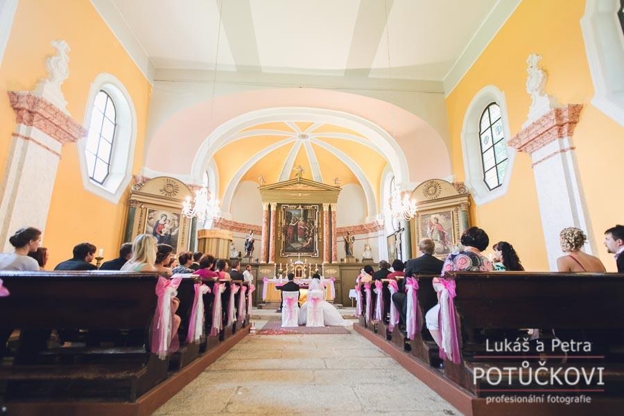 Svatba Mirky a Honzy na Domažlicku - Obrázek č. 39