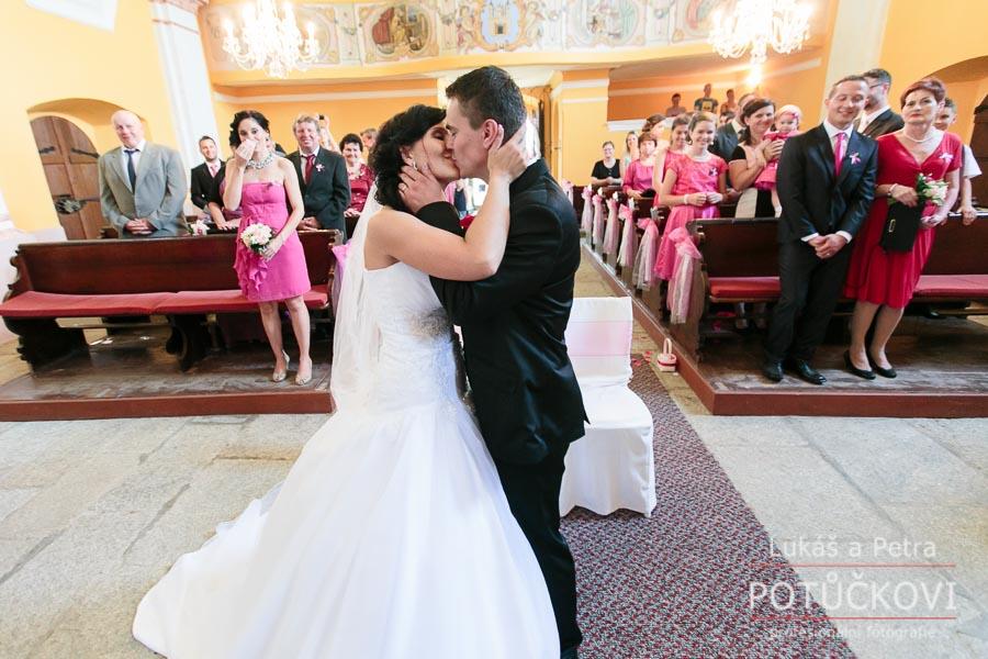Svatba Mirky a Honzy na Domažlicku - Obrázek č. 44
