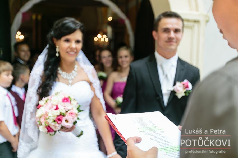 Svatba Mirky a Honzy na Domažlicku - Obrázek č. 45