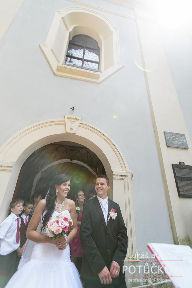 Svatba Mirky a Honzy na Domažlicku - Obrázek č. 46