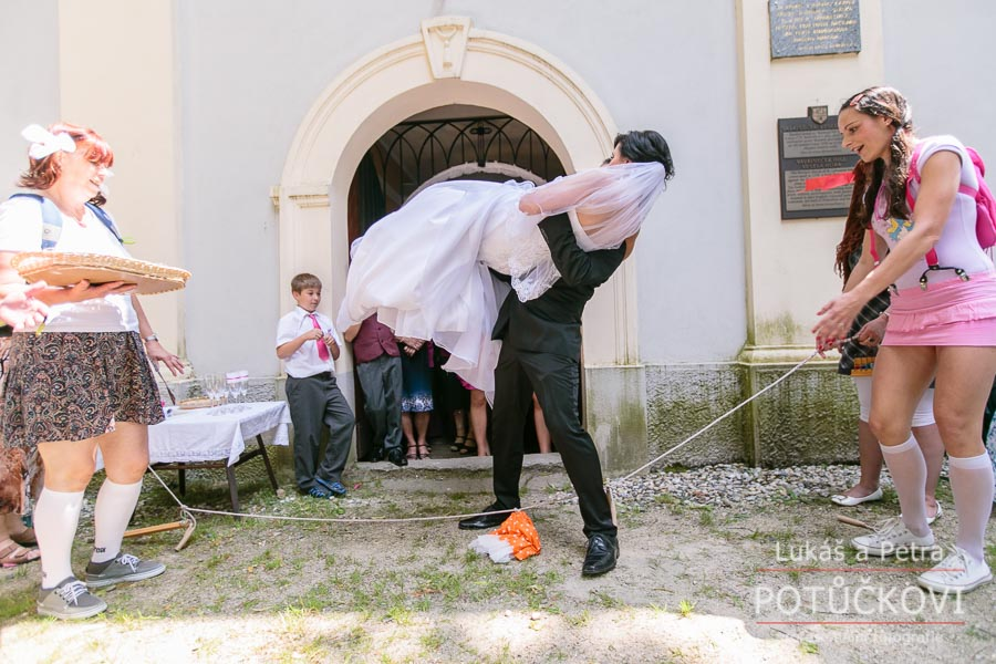 Svatba Mirky a Honzy na Domažlicku - Obrázek č. 48