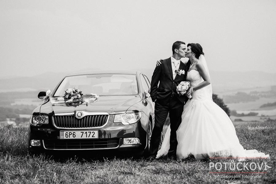 Svatba Mirky a Honzy na Domažlicku - Obrázek č. 57