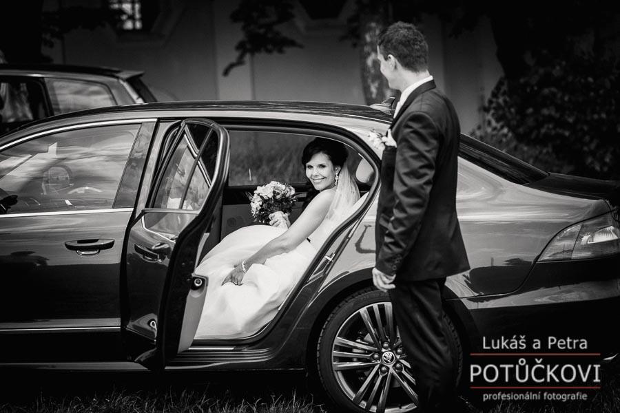 Svatba Mirky a Honzy na Domažlicku - Obrázek č. 58