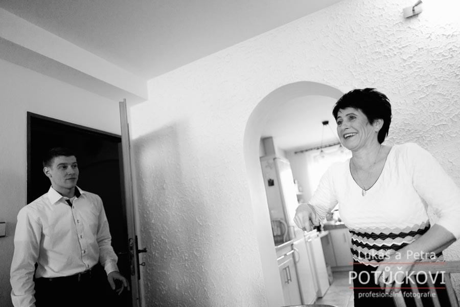 Zimní svatba Šárky a Martina - Obrázek č. 9