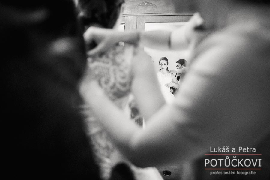 Zimní svatba Šárky a Martina - Obrázek č. 18