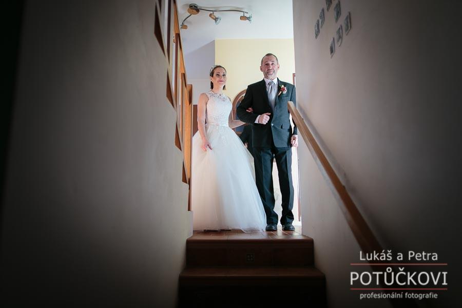 Zimní svatba Šárky a Martina - Obrázek č. 20