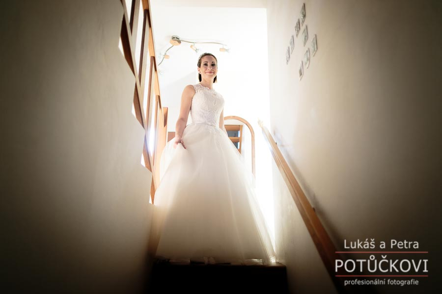 Zimní svatba Šárky a Martina - Obrázek č. 21