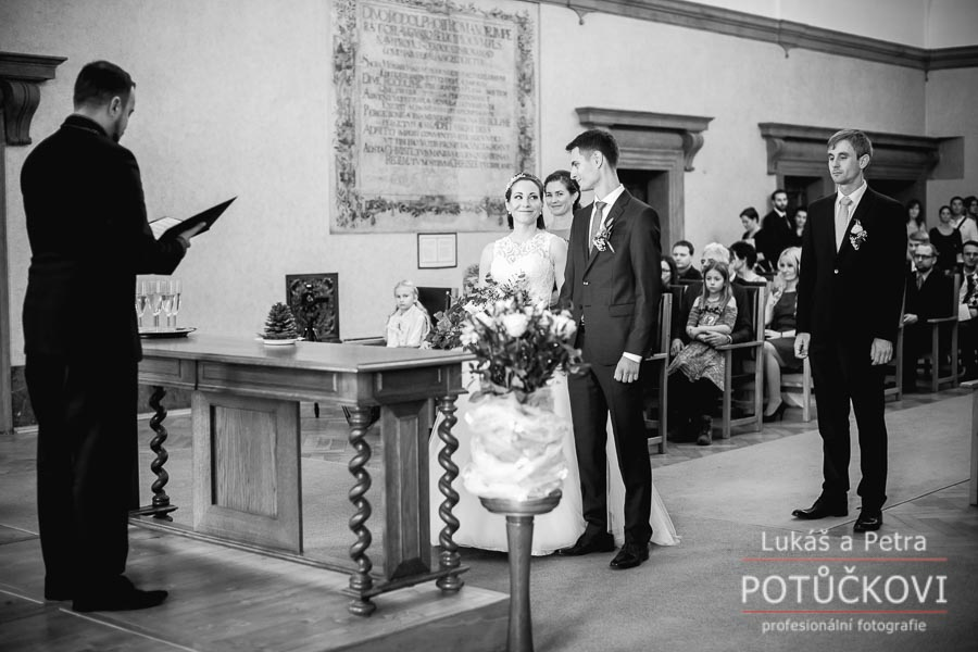 Zimní svatba Šárky a Martina - Obrázek č. 26