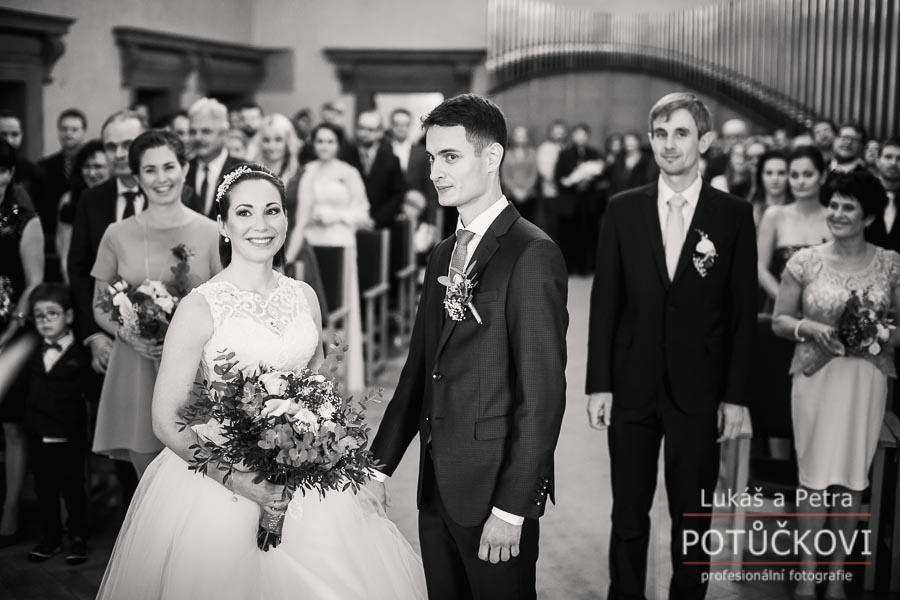 Zimní svatba Šárky a Martina - Obrázek č. 27