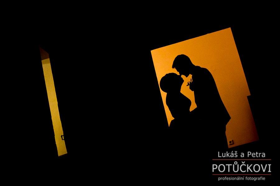Zimní svatba Šárky a Martina - Obrázek č. 1