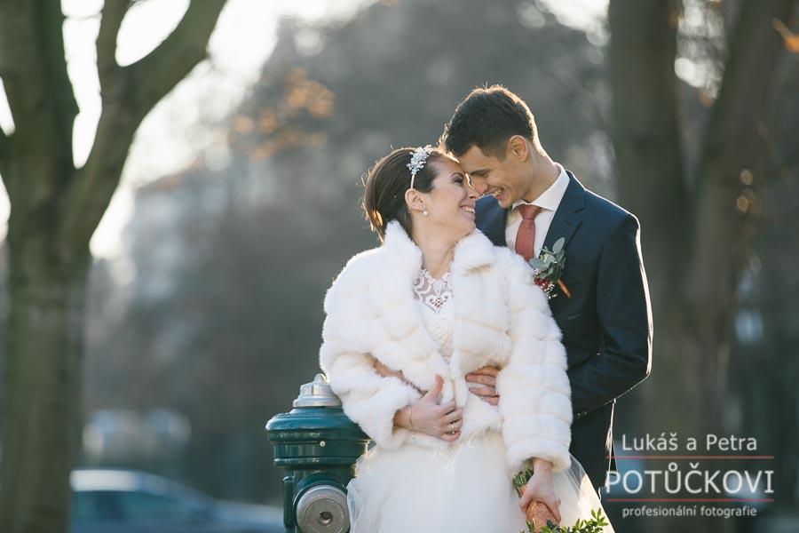 Zimní svatba Šárky a Martina - Obrázek č. 34