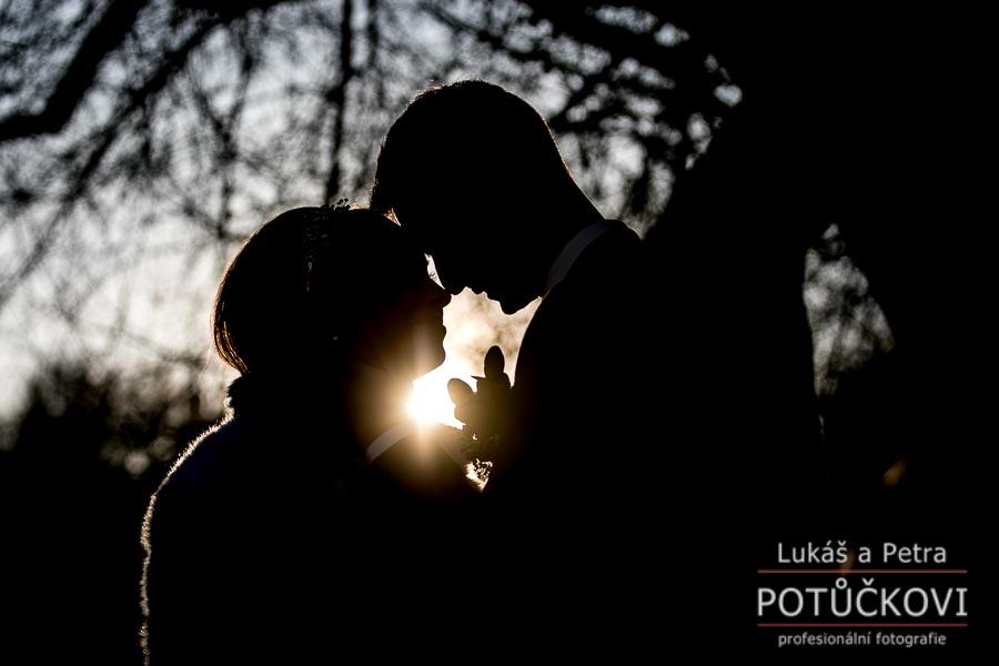 Zimní svatba Šárky a Martina - Obrázek č. 37