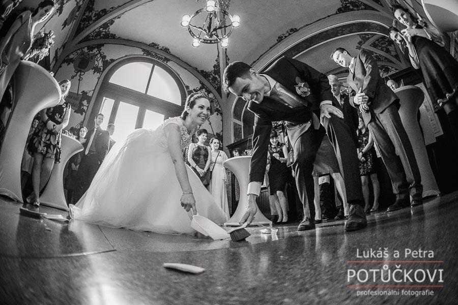 Zimní svatba Šárky a Martina - Obrázek č. 40