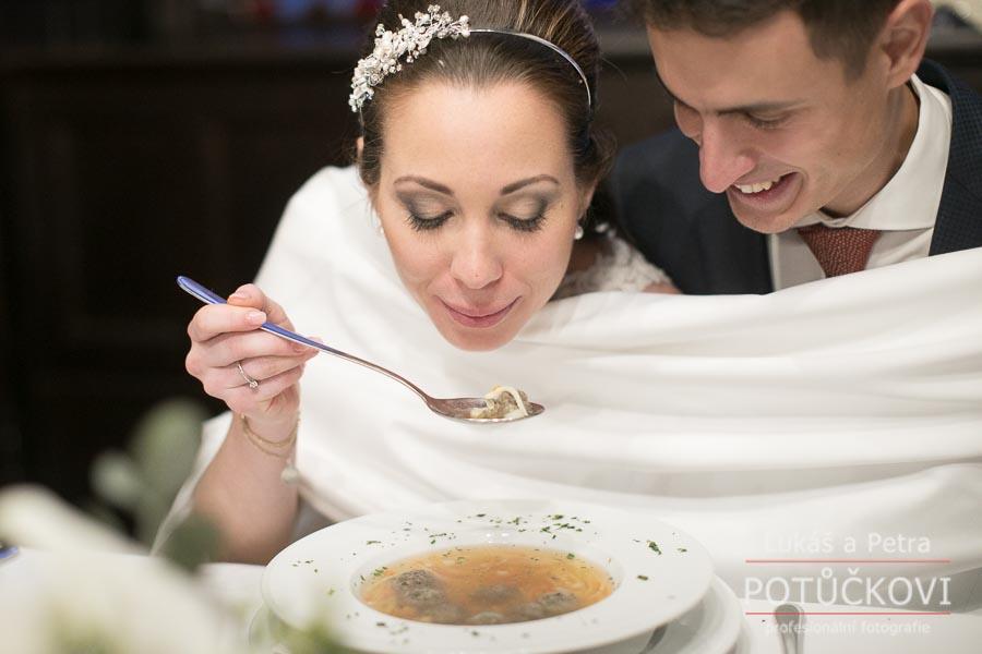 Zimní svatba Šárky a Martina - Obrázek č. 43