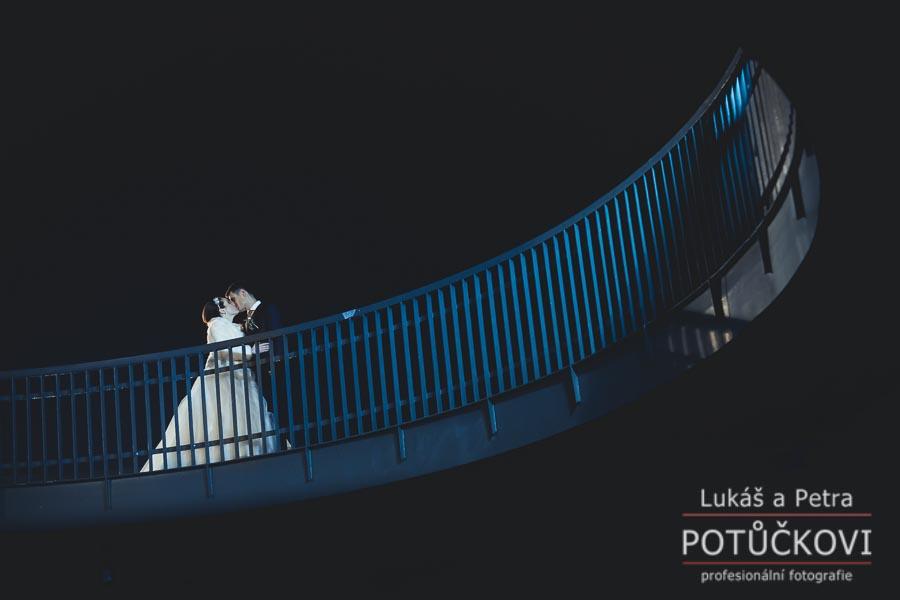 Zimní svatba Šárky a Martina - Obrázek č. 46