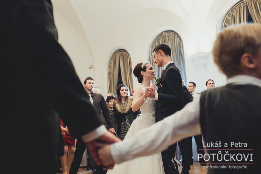 Zimní svatba Šárky a Martina - Obrázek č. 49