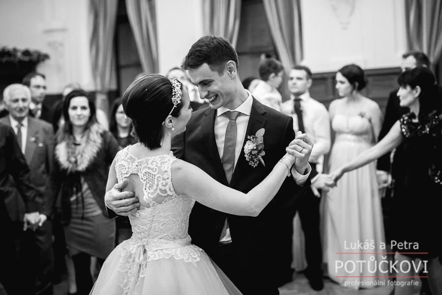 Zimní svatba Šárky a Martina - Obrázek č. 50