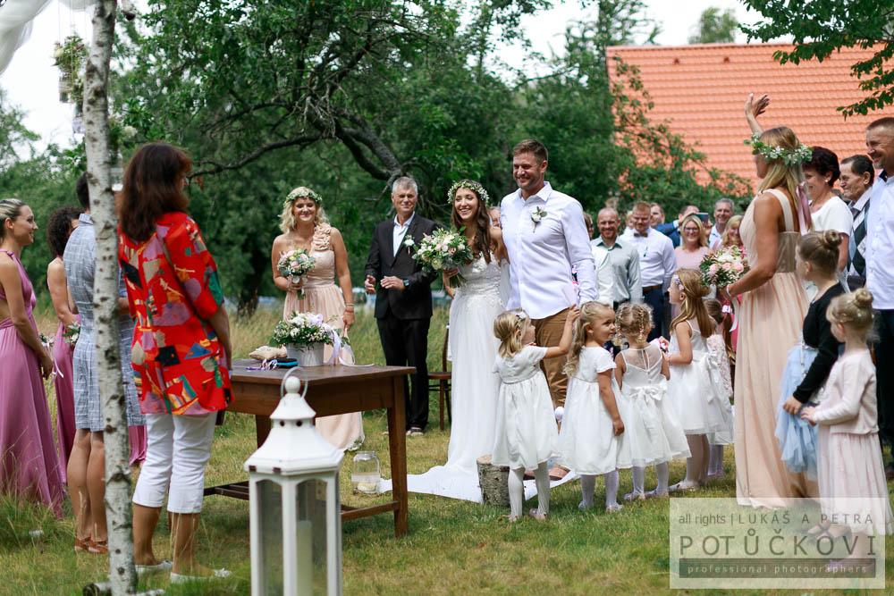 Svatba Baru a Petra - Obrázek č. 15