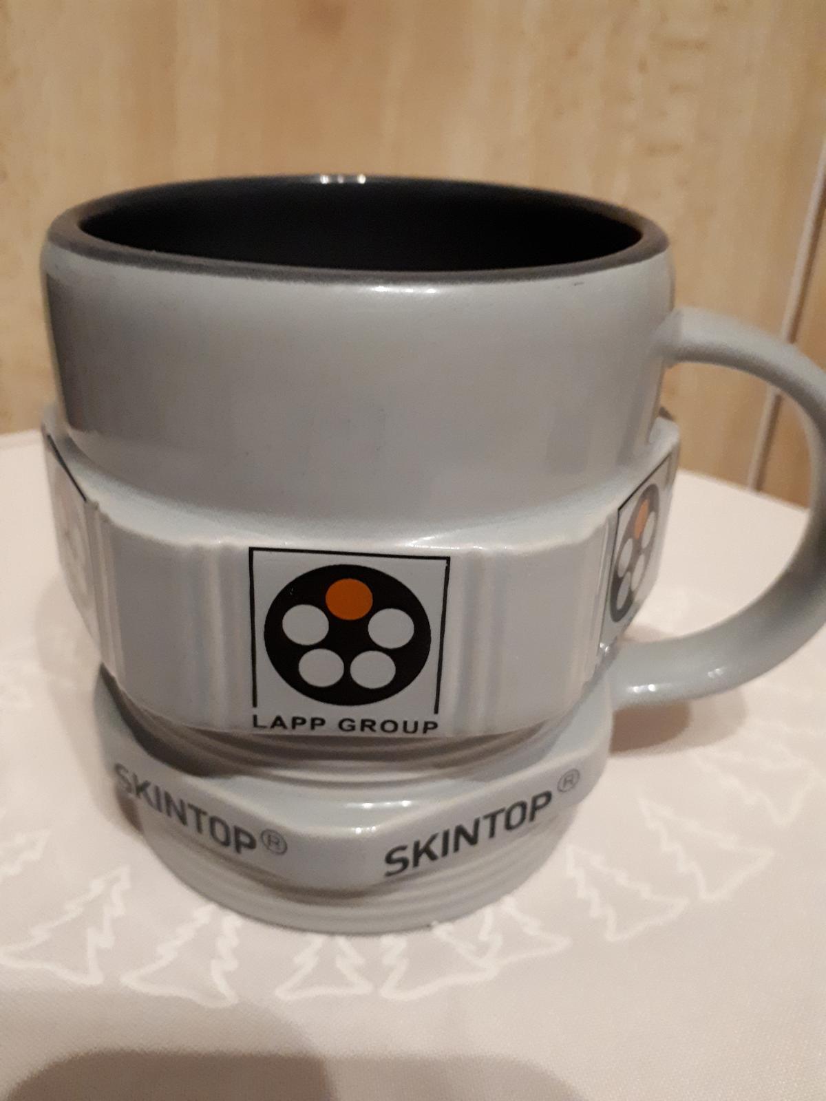 Keramicky pohár  - Obrázok č. 1