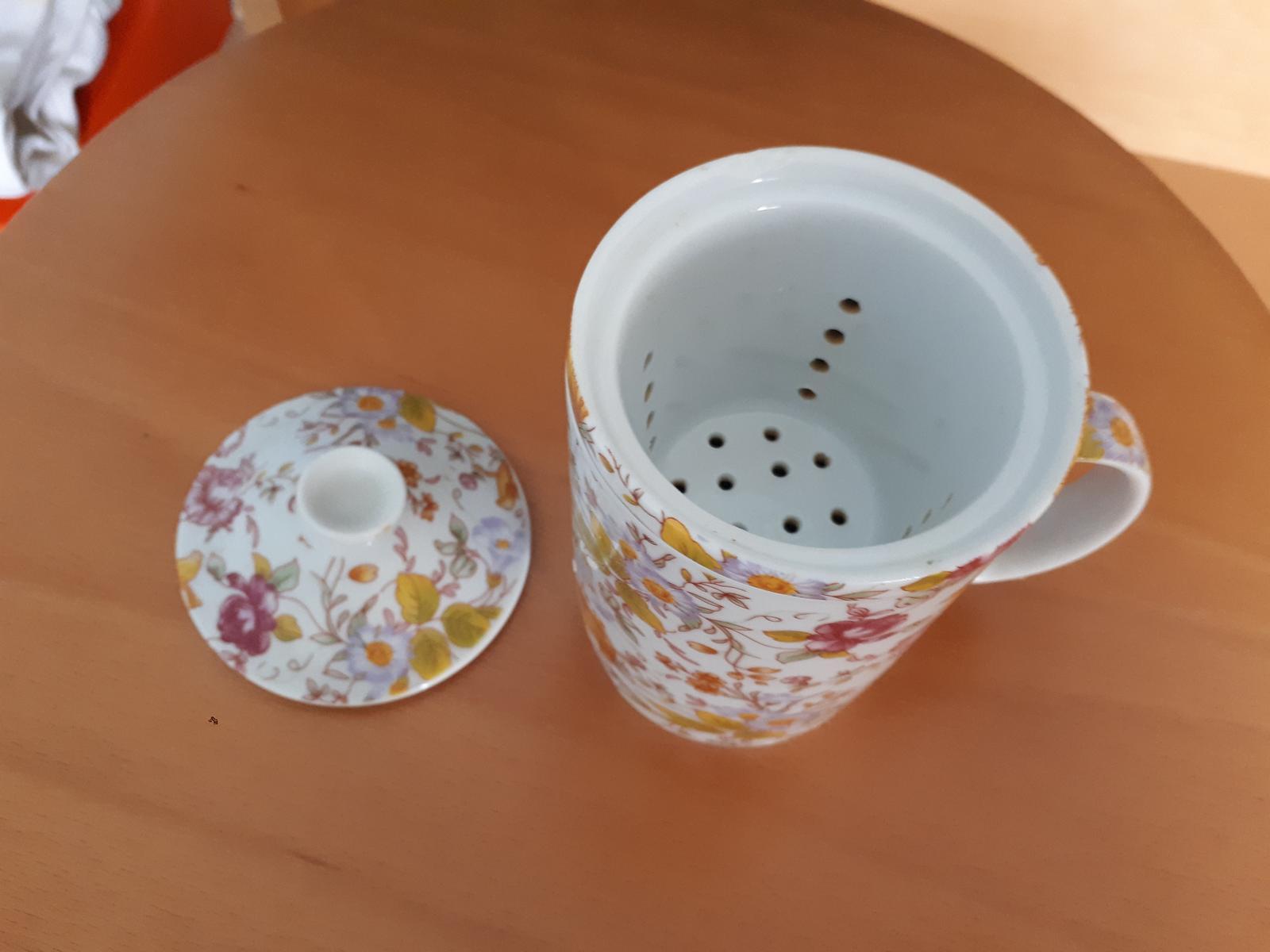 pohár na čaj - Obrázok č. 1