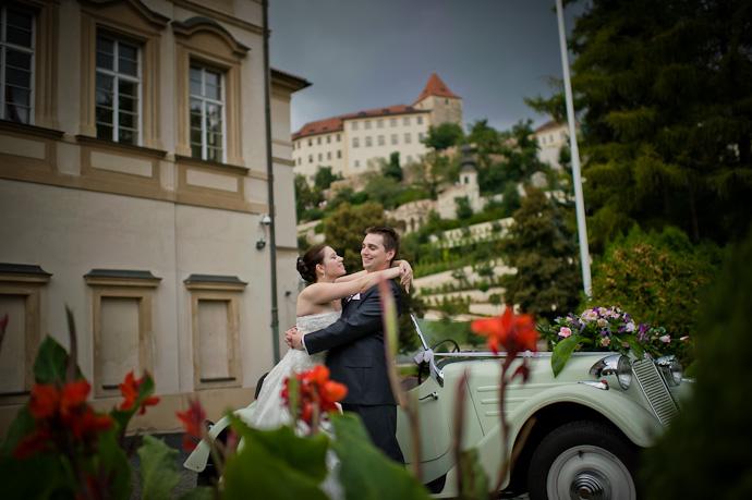 Svatební veteráni - Tatra 57 a Sport - Obrázek č. 134