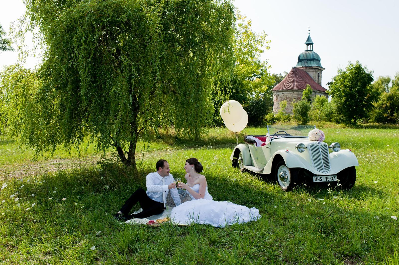 Svatební veteráni - Tatra 57 a Sport - Obrázek č. 220