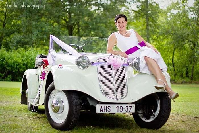 Svatební veteráni - Tatra 57 a Sport - Obrázek č. 288