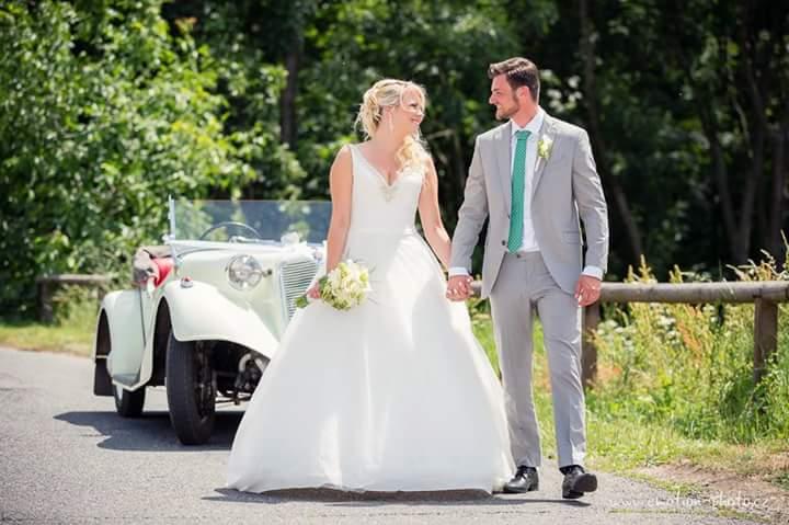 Veteránem na svatbu - Obrázek č. 6
