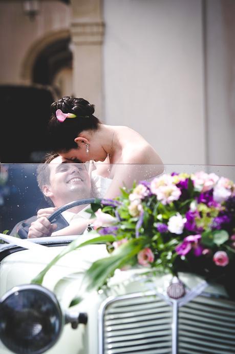 Veteránem na svatbu - Obrázek č. 18