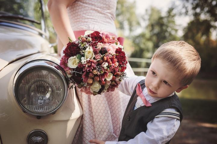 Rádi zajistíme svatební dopravu veteránem! - Obrázek č. 1